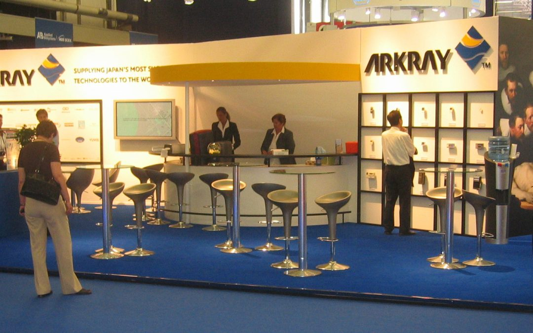 Arkray Europe Beursstand EuroMedLab